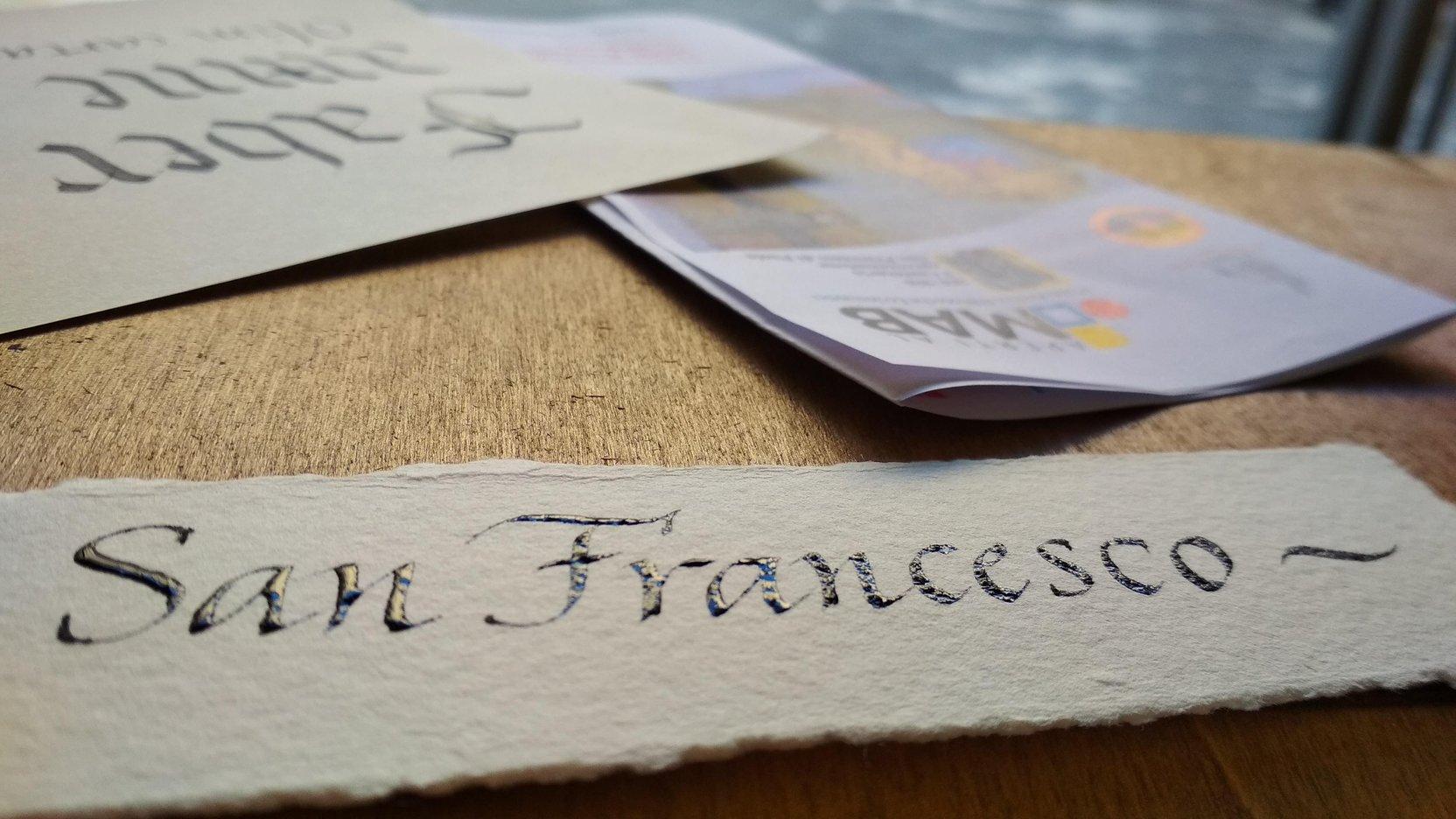 san francesco carta