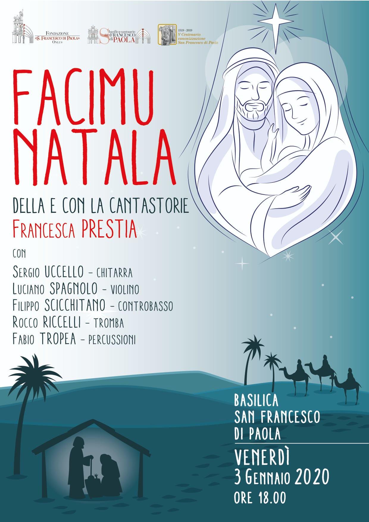 natale con San Francesco