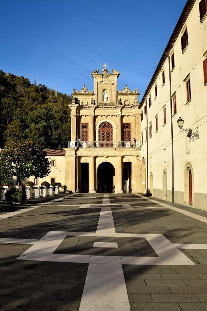 santuario san francesco paola